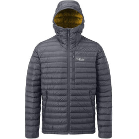 Rab Microlight Alpine Long - Veste Homme - gris